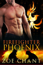 Firefighter Phoenix by Zoe Chant